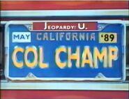 Col champ '89