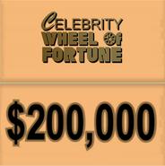 CWof $200k