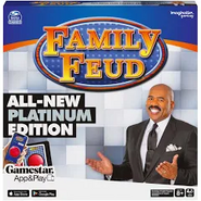 Family Feud 2nd Platinum Edition