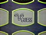 Eye Guess