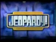 Jeopardy! 2000-2001 season title card screenshot 22
