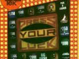 Press Your Luck/Merchandise
