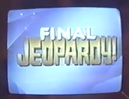 Final Jeopardy -87