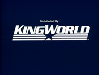 J! King World logo - 1984b