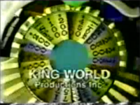WOF King World logo - 1984