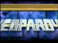 Jeopardy! 2000-2001 season title card screenshot 7