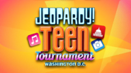 Jeopardy! Teen Tournament Washington D.C