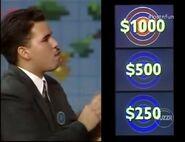 Bullseye $1,000