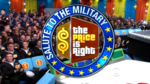 The Price is Right Salute to the Milatary