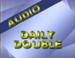 Audio Daily Double -23