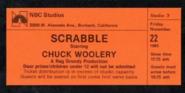 Scrabble (November 22, 1985)