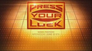 Press Your Luck ABC Teaser 2 (2019)