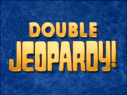 Jeopardy! 1991-1992 Double Jeopardy intertitle
