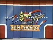 The Price is Right 2002 Doors for US Army