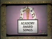 Academy Award Songs