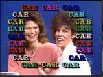 Card Sharks - Car Win '88