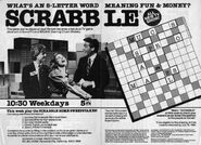 Scrabble Print Ad