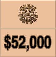 WOF $52,000