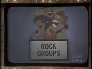 Rock Groups