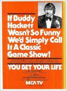 YBYL If Buddy Hackett