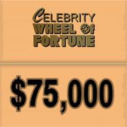CWof $75,000