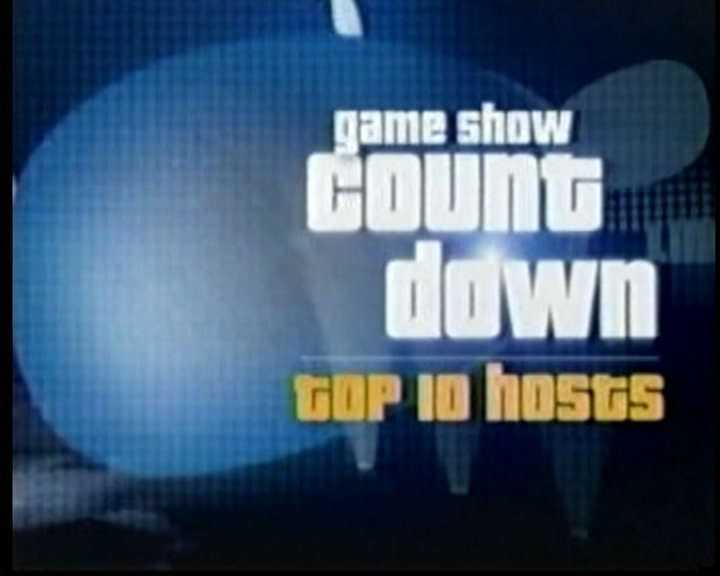 Game Show Countdown: Top 10 Hosts