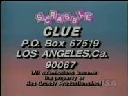 Scrabble Clue Plug