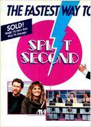 Split Second '87 ad