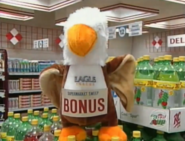 Inflatable Eagle Bonus