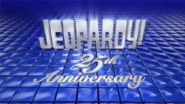 Jeopardy! Season 25 Logo-A
