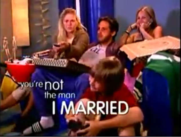 You're Not the Man I Married
