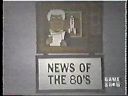 News of the 80's