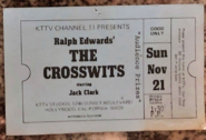 The Cross-Wits (November 21, 1976)