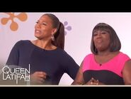 Sheryl Underwood Introduced to Three Bachelors for Celebrity Dating Game - The Queen Latifah Show-2