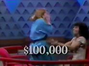 Teresa's $100,000 Win