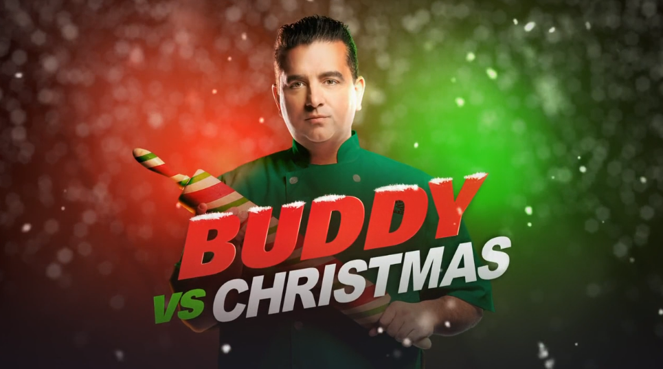Buddy vs. Christmas