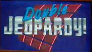 Jeopardy! 1997-1998 Double Jeopardy! intertitle