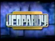 Jeopardy! 2000-2001 season title card screenshot 27
