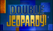 Jeopardy! 2005-2006 Double Jeopardy! title card