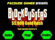 PDG BB $5,000 Gold Rush