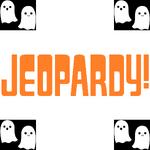 Jeopardy! Logo for Halloween-2