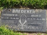 Fred Baedeker
