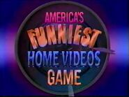 VCR Board Games- America's Funniest Home Videos