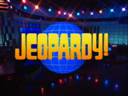 Jeopardy! 1994 title card