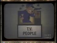 T.V. People