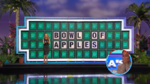 Wheel of Fortune Bowl of Apples