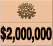 $2,000,000 WOF