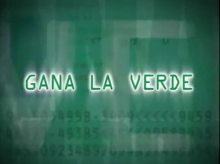 Gana la Verde