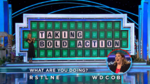 Wheel of Fortune Taking Bold Action