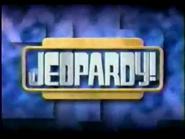 Jeopardy! 2000-2001 season title card screenshot 16